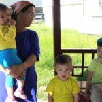 Отчет о пожертвованиях для Матроны (многодетной матери, прихожанки Воскресенского кафедрального собора г.Кызыла)